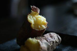 べにまさり焼き芋